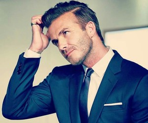 beckham, perfect, and clothes image