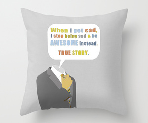 bed, living, and pillow image