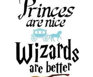 harry potter, wizards, and princes image