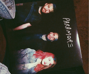 cool, paramore, and rock image