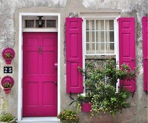 door, inspire, and scape image