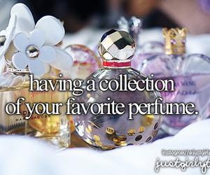 perfume and girl image