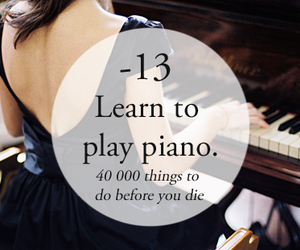 piano, quote, and play piano image