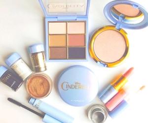 cinderella, makeup, and mac image