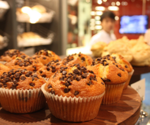 cupcake, muffin, and food image