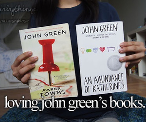 john green, book, and paper towns image