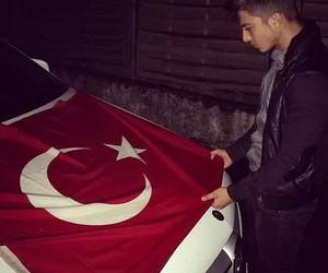 turkey, boy, and car image