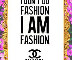 background, chanel, and fashion image