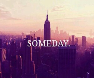 someday, city, and Dream image