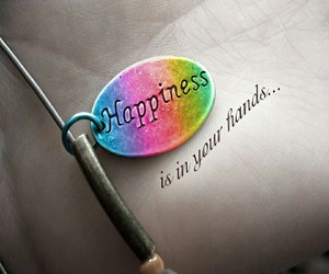 colour, happiness, and love image