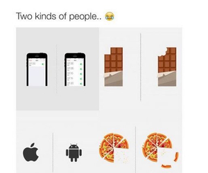 chocolate, people, and pizza image