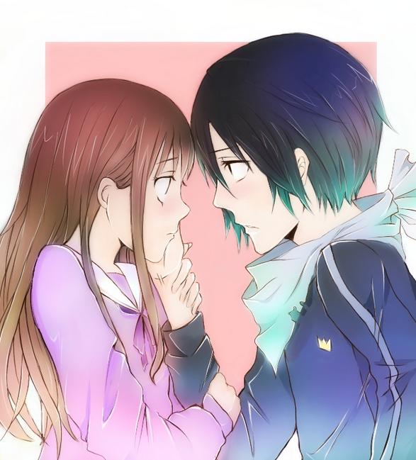 noragami and hiyori image