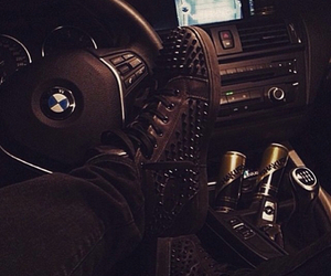 bmw and louboutin image