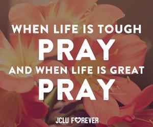 pray, islam, and life image