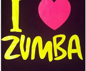 dance, zumba, and fit image