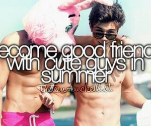 summer, cute, and friends image