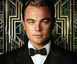 gatsby, Leonardo di Caprio, and the great gatsby image
