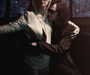 only lovers left alive, tom hiddleston, and Tilda Swinton image