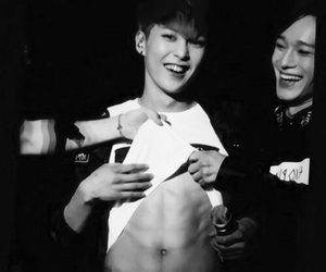 abs, asian, and exo image