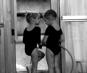 ballerina, braids, and cute image