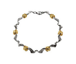 bracelet, clever, and gold image