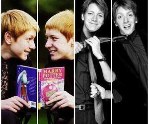 harry potter, brothers, and james phelps image