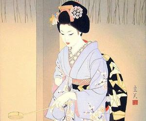japan, 着物, and 日本 image