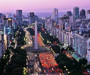 argentina, buenos aires, and city image
