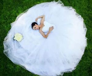 beautiful, dress, and estilo image
