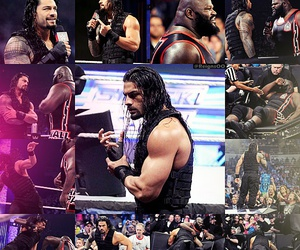 smackdown and romanreigns image