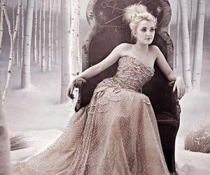 evanna lynch, luna lovegood, and harry potter image