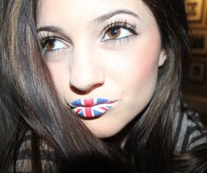 lips, kylie jenner, and girl image