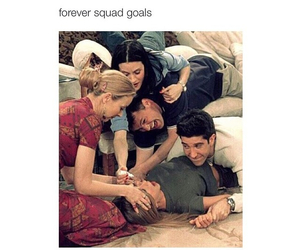 funny, bestfriend, and squad image