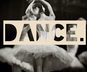 ballet, dance, and wallpaper image