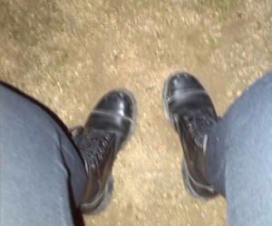 glany boots night image