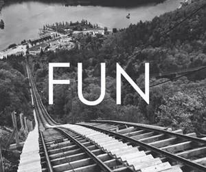 black and white, boho, and fun image