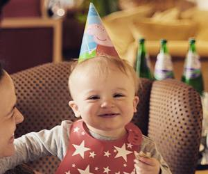 buzz, baby, and birthday image