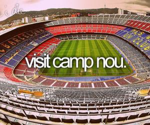 camp nou, Barcelona, and fcb image