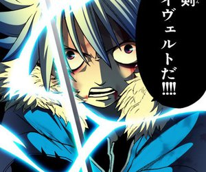 rave, rave master, and scary image