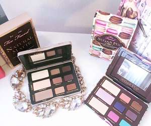 chocolate, makeup, and maquillaje image