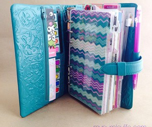 filofax and planner image