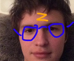 harry potter, ansel elgort, and tfios image