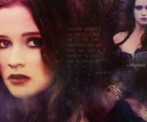 beautiful creatures, alice englert, and the caster image