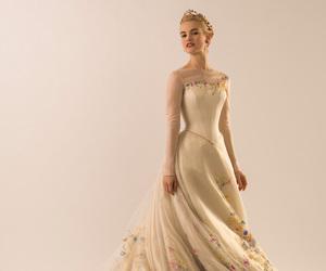 cinderella, dress, and princess image