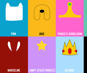 adventure time, JAKe, and beemo image