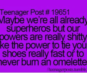 teenager post and power image