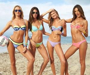 Alessandra, Behati Prinsloo, and bikini image