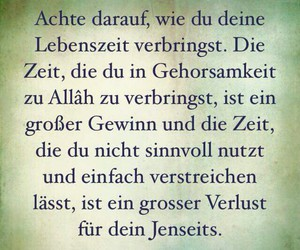 islam, gott, and jenseits image