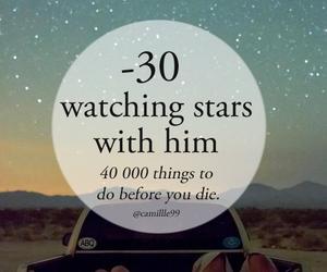 stars, love, and him image