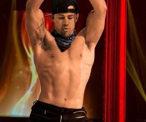 channing tatum, channing, and magic mike image